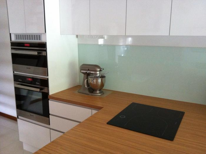 Dry Kitchen Ed With Built In Steam Oven Multi Functional And Induction Hob Sponsored By Brandt