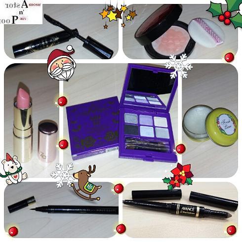★2013 好用妝物推介* 助你眉飛色舞過聖誕★
