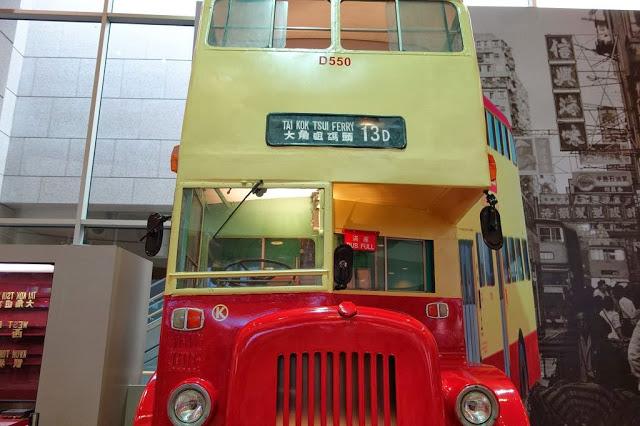 巴士展-历史馆
