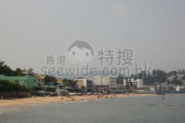 長洲東灣泳灘