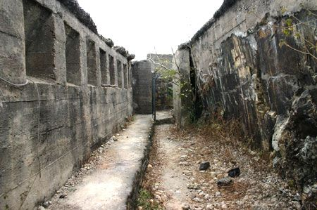 鯉魚門炮台 (魔鬼山)