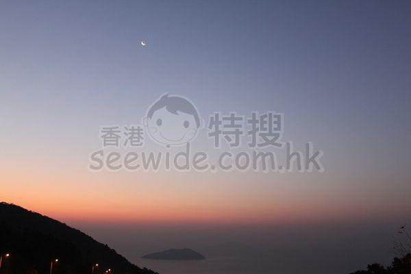 鳳凰山觀日