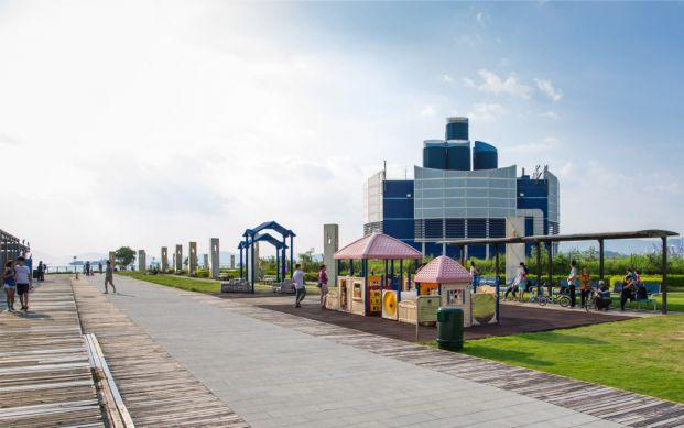 西九龍海濱長廊