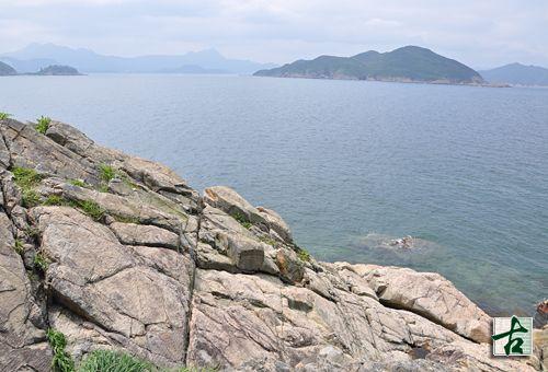 西貢龍蝦灣石刻