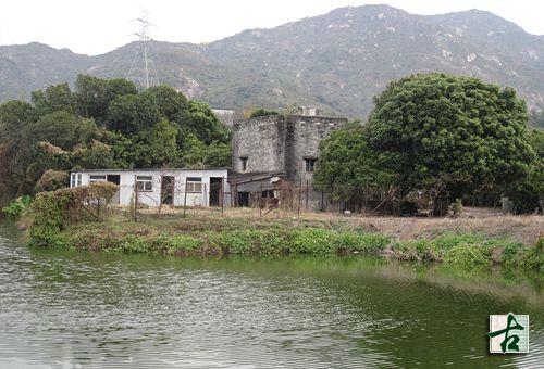 下白泥55號碉堡