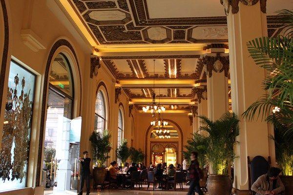 半島酒店 The Lobby