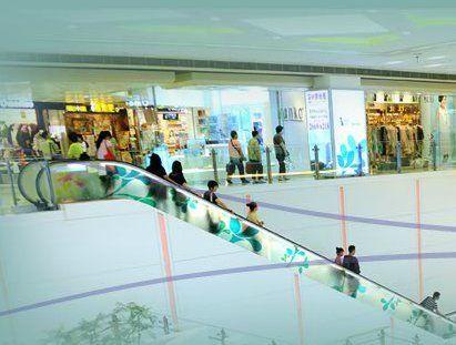 上水中心購物商場