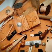閱皮坊 January Leather Workshop