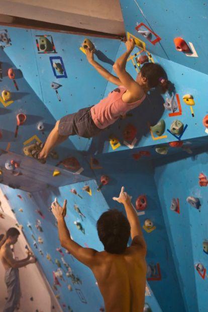 Just Climb (柴灣店)