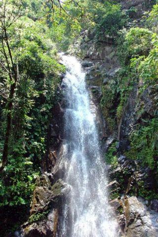 梧桐寨瀑布