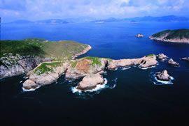 中國香港世界地質公園 (果洲群島)