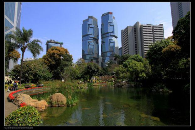 香港公園 Hong Kong Park
