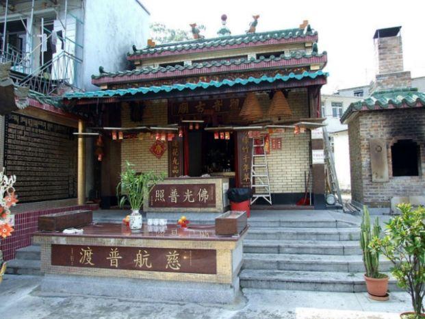 白沙灣觀音廟