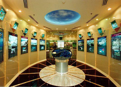 機場核心計劃展覽中心