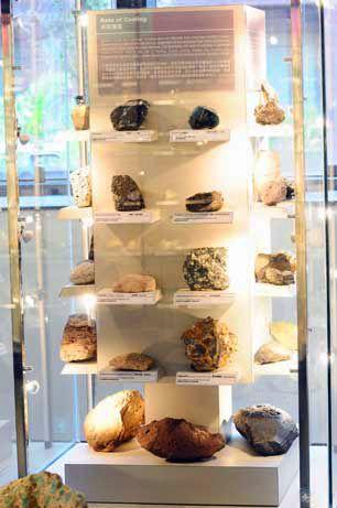 許士芬地質博物館