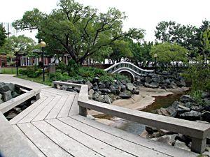 屯門蝴蝶灣公園