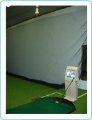 港島東體育館室內高爾夫球發球道