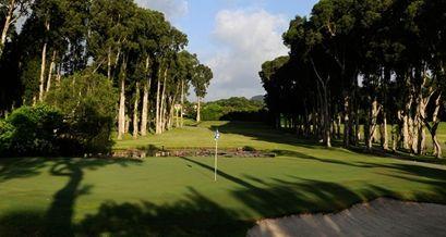 粉嶺高爾夫球場