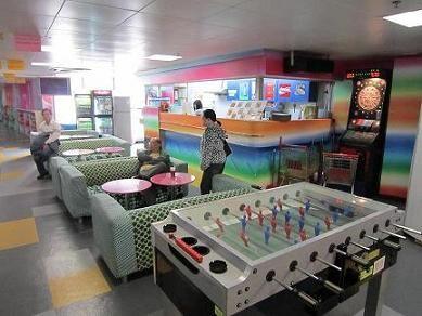 Dragon Bowling 仁愛堂保齡球場(屯門店)