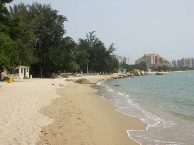 舊咖啡灣泳灘