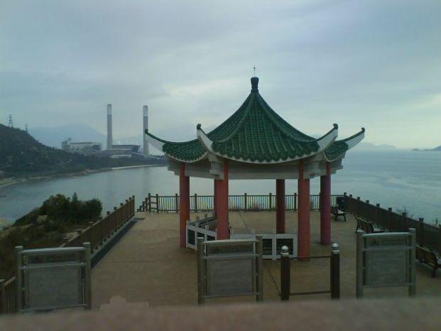 中華白海豚觀景台