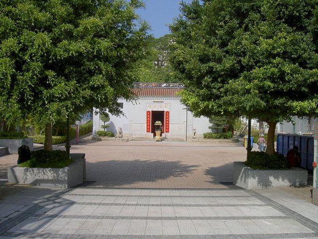 赤柱天后廟