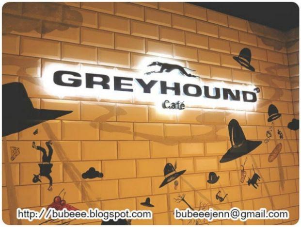 Greyhound Cafe (中環店)
