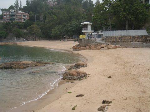 聖士提反灣泳灘