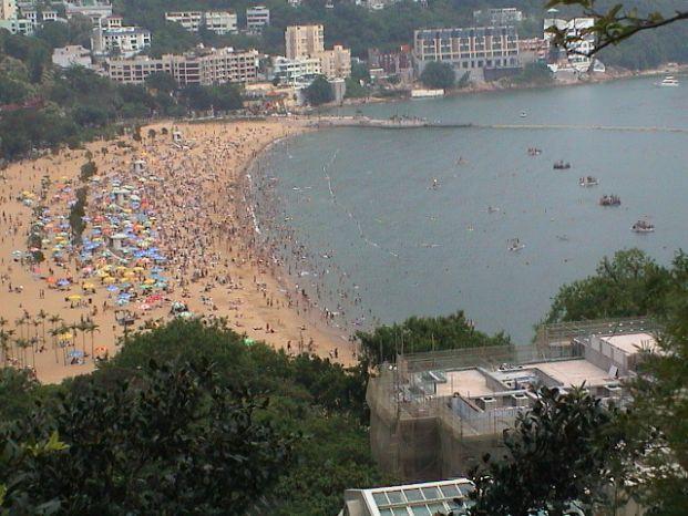 淺水灣泳灘