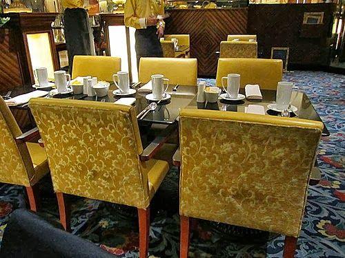 JW 咖啡室 JW Cafe (舊名萬豪咖啡室 Marriott Cafe)