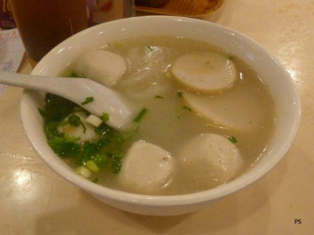 津津粥麵茶餐廳