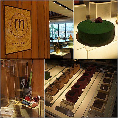 文華餅店 The Mandarin Cake Shop