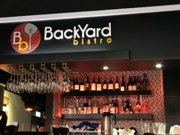 Backyard Bistro