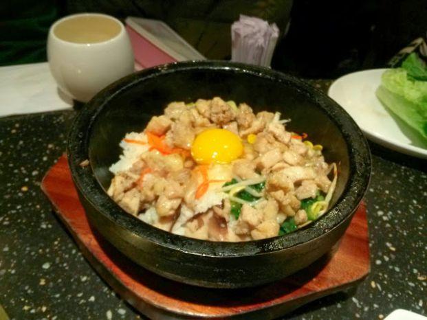 名家韓國餐廳 Myung Ga Korean Restaurant (太古分店)
