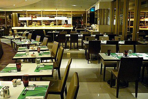 柏景餐廳 Café on the PARK