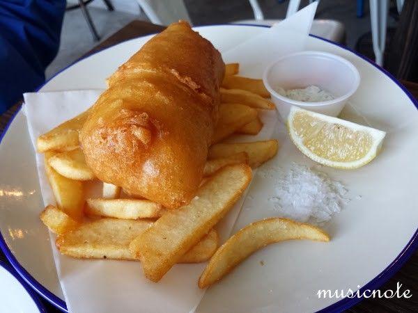 Fish & Chick (西環店)