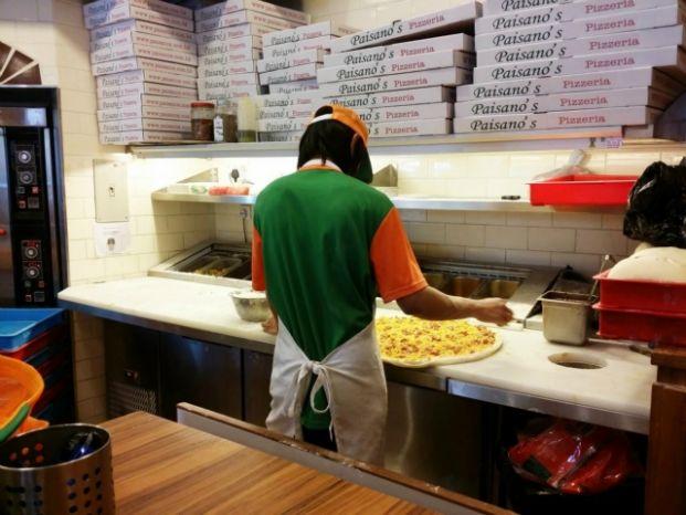 Paisano's Pizzeria (西貢分店)
