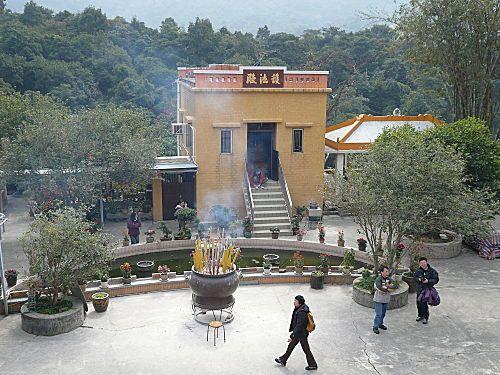 大澳靈隱寺