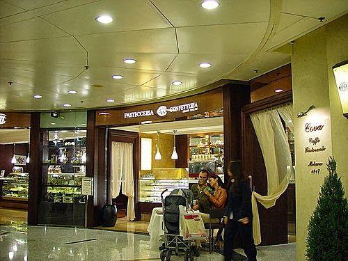 Cova Ristorante & Caffe (銅鑼灣利園分店)