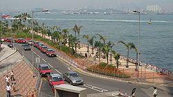 中西區海濱長廊 (上環段)