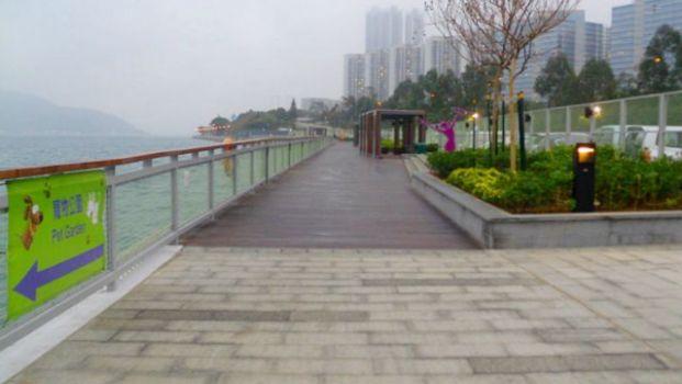 鰂魚涌海濱花園
