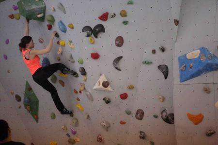 運動攀登中心