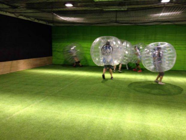 Bubble Soccer Hong Kong