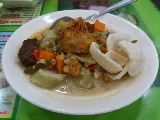 (已結業)回味無窮印尼餐館 Istimewa Warung Indonesia