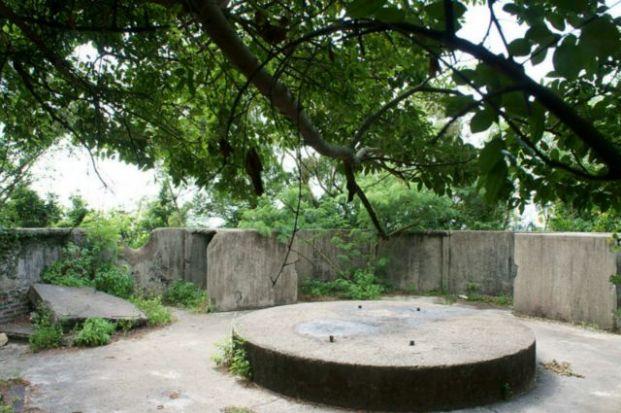 松林廢堡 Pinewood Battery