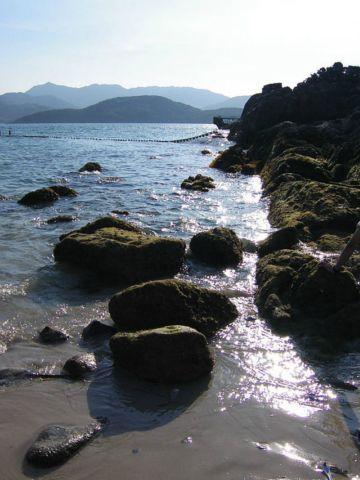廈門灣泳灘 (半月灣)