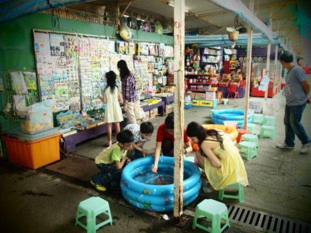 樂安排小欖跳蚤市場 LokOnPai Siu Lam Flea Market