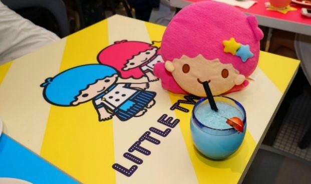 (已完結) 期間限定 - Little Twin Stars Café (2014年9月1日至10月31日)