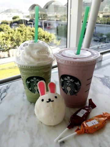 (已結業) 星巴克咖啡 (赤鱲角機場非禁區分店)