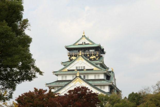 大阪城天守閣 Osaka Castle